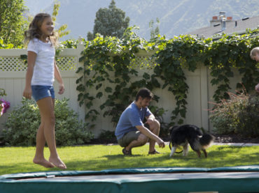 Vinyl Fences Offer Great Protection for Your Family