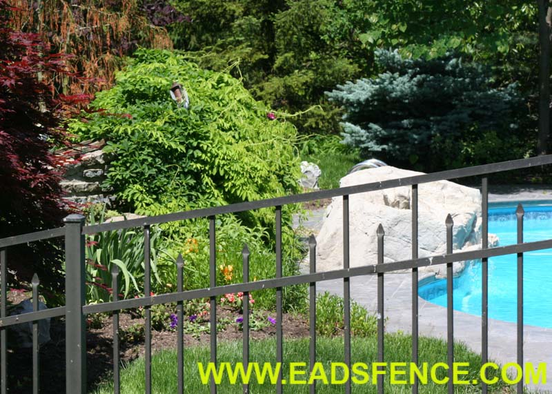 Eads fence installation of ActiveYards fence