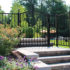 Top Style: Not Your Grandfather's Aluminum Fence