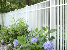 NJ aluminum fences