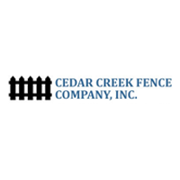 Indiana Fence Company | Cedar Creek Fence Company, Inc